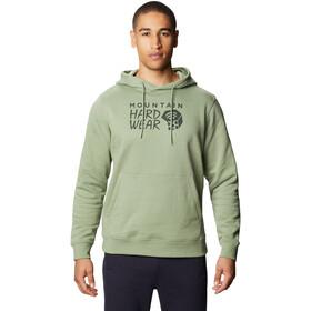Mountain Hardwear Mountain Hardwear Logo Hoody Heren, groen